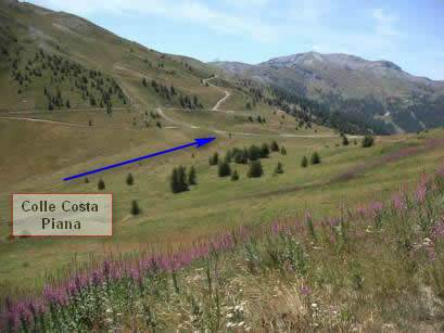 Colle Costa Piana