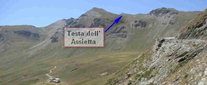 Testa dell'Assietta