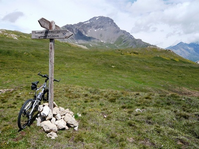 Col de Bellecombe