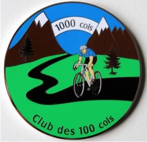 medaille 1000 cols